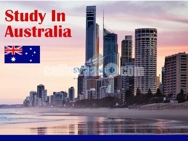 Study in Australia - 1/1