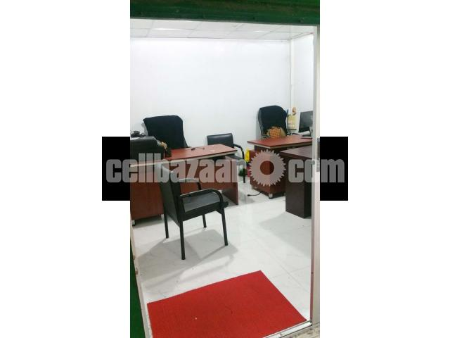 Shop/Office Rent@Mati Tower@Chawkbazar - 1/3