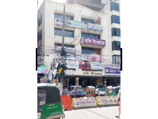 Shop/Office Rent@Mati Tower@Chawkbazar - 3/3