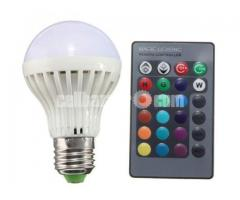 5/10 Watt Magic Light 16 Colors Price: (5 watt = 650 tk) (10 watt = 750 tk)