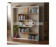 Stylish Bookcase BC-69