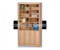 Stylish Bookcase BC-72