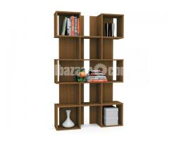 Stylish Bookcase BC-74