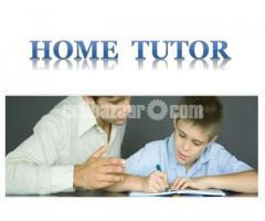 Home Tutor - Image 1/2