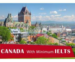 Canada - তে  উচ্চশিক্ষার সুবর্ণ সুযোগ!!