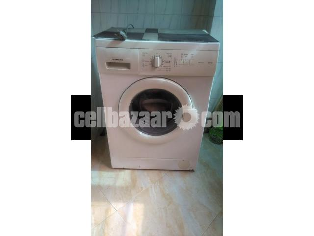 Siemens Washing Machine - 1/1