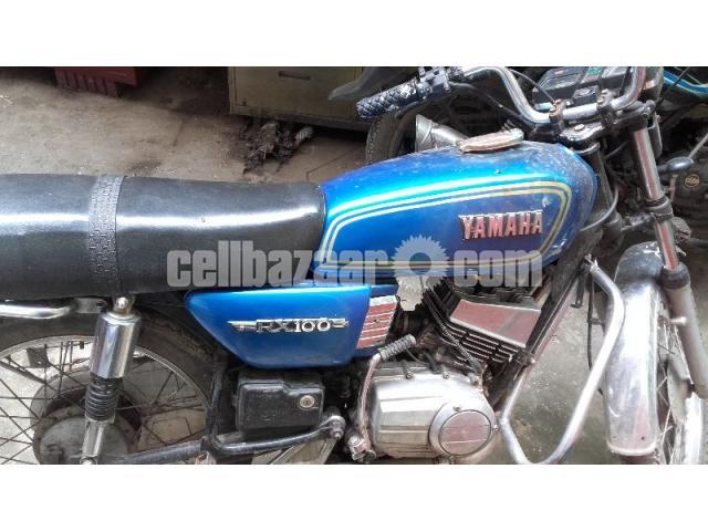 Yamaha RX100 - 2/2