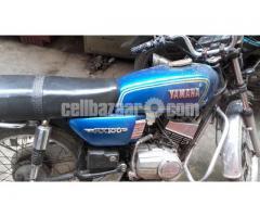 Yamaha RX100 - Image 2/2