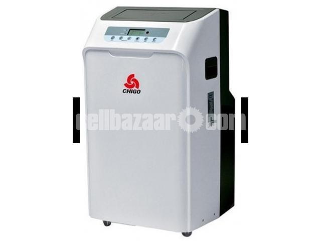 Chigo Portable 1.5 Ton Low Power Consumption Air Conditioner - 1/1