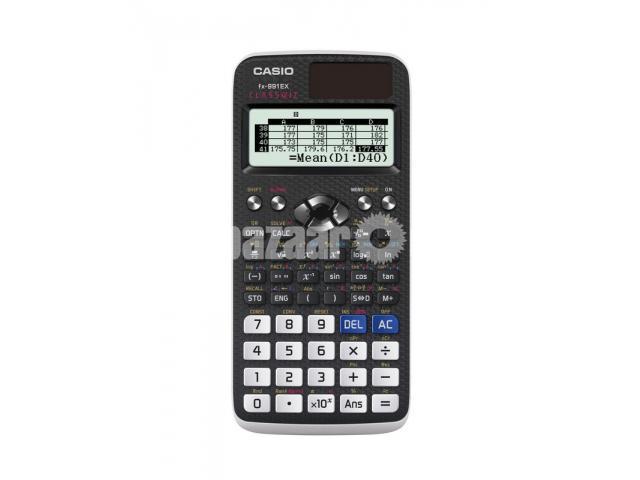 CAL001 Original Casio Classwiz Scientific Calculator fx-991EX - 1/5