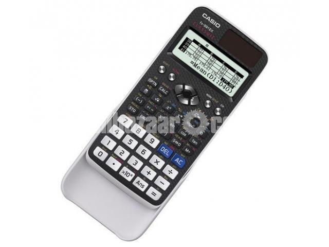 CAL001 Original Casio Classwiz Scientific Calculator fx-991EX - 3/5