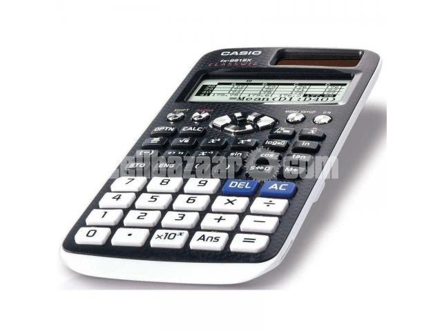 CAL001 Original Casio Classwiz Scientific Calculator fx-991EX - 4/5