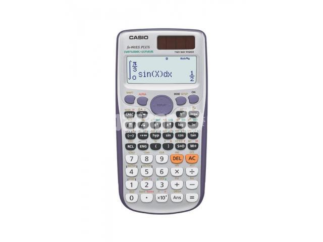 CAL002 Original Casio Natural Display Scientific Calculator fx-991ES PLUS - 1/4
