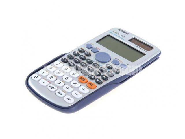 CAL002 Original Casio Natural Display Scientific Calculator fx-991ES PLUS - 2/4