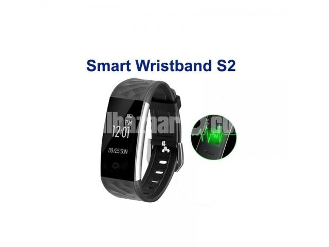 Smart Watch S2 Fitness Tracker - 1/5