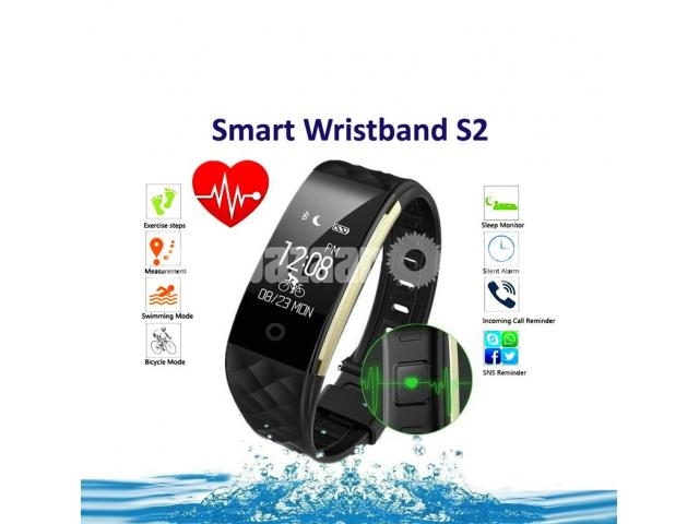 Smart Watch S2 Fitness Tracker - 2/5