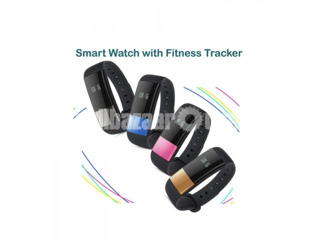 Blood Pressure Monitoring Smart Watch M4 - 2/5