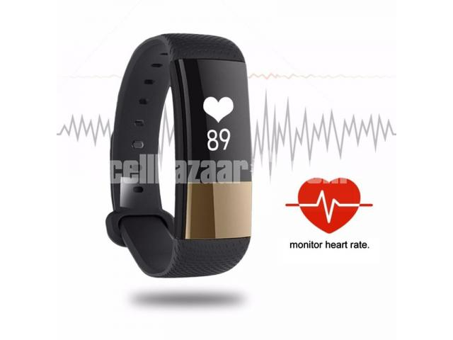 Blood Pressure Monitoring Smart Watch M4 - 4/5