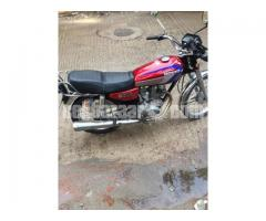 Honda CG 125 Japan For Sell