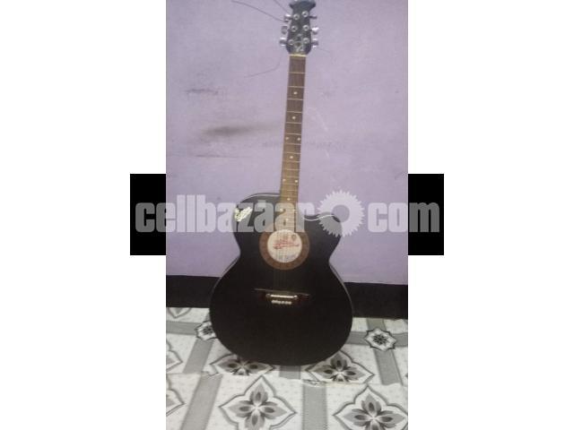 acoustic signature guitar - 2/3