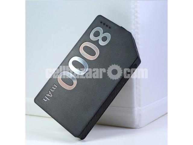 REMAX PPP-1 Platinum Series Power Bank 8000mAh - 1/5