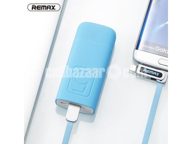 REMAX RPL 25 Flinc Power Bank 5000mAh - 1/5