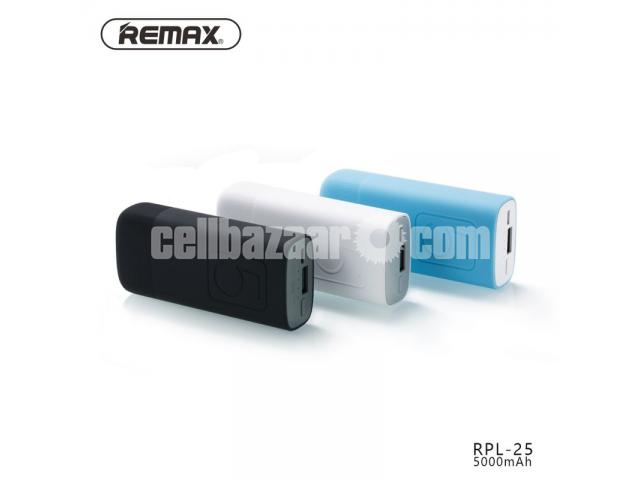 REMAX RPL 25 Flinc Power Bank 5000mAh - 4/5