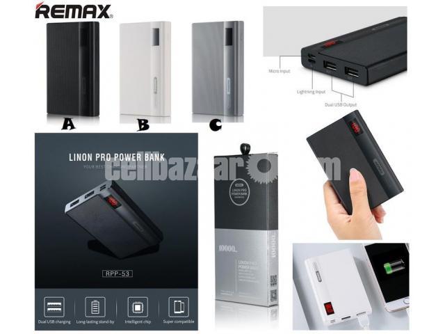 REMAX RPP-53 Linon Pro Power Bank 10000mAh - 5/5