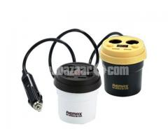 REMAX Demitasse 2USB Car Charger 3.1A CR - 2XP