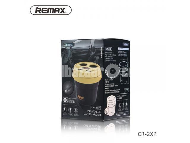 REMAX Demitasse 2USB Car Charger 3.1A CR - 2XP - 5/5