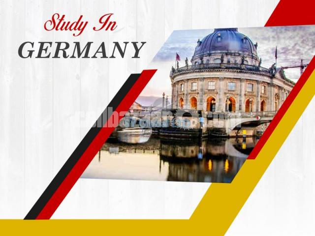 Study in Germany - 1/1