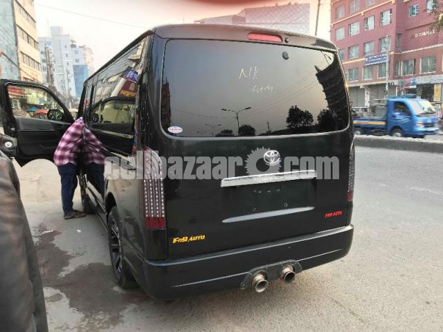Hiace Rent for monthly basis - 2/5