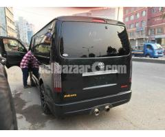 Hiace Rent for monthly basis