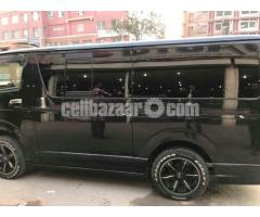 Hiace Rent for monthly basis - Image 4/5