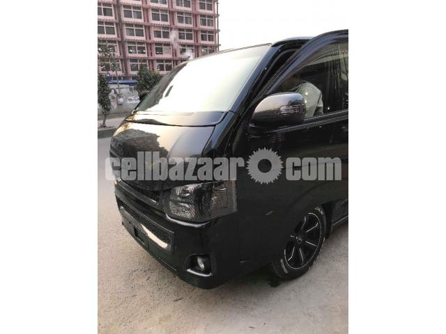 Hiace Rent for monthly basis - 5/5