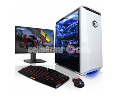 "Gaming 7Th Gen i3 8Gb/500GB 19""Led 3yrs - Image 1/2"