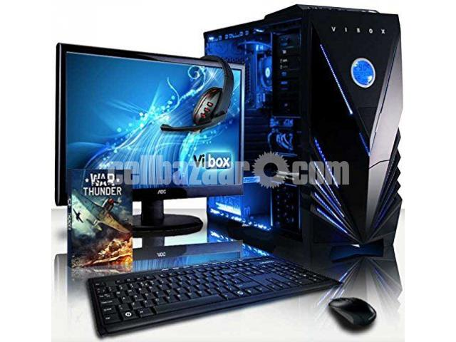 "Gaming 7Th Gen i3 8Gb/500GB 19""Led 3yrs - 2/2"