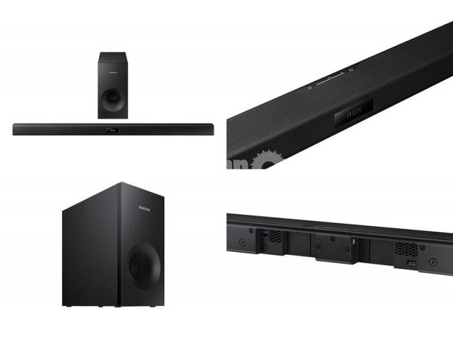 Samsung HW-J355 2.1 CH 120 Watt Wired Audio Soundbar - 2/4