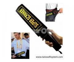 Hand Metal Detector Scanner