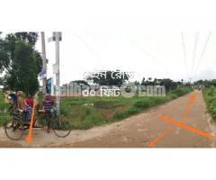 2.5 katha plot near tongi