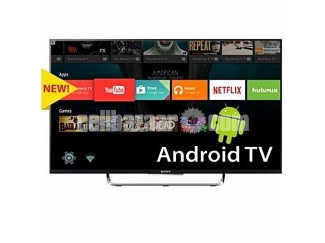 Sony BRAVIA 43''W800C HD 3D Android TV Special Offer - 1/1