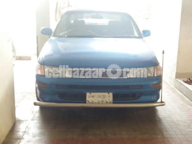 Toyota 100 LX Ltd - 1/5