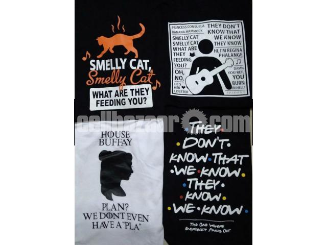 F.R.I.E.N.D.S series t-shirt - 5/5