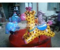 Three In One Kiddy Ride | Theme Park Equipment Manufacturer - Image 2/4