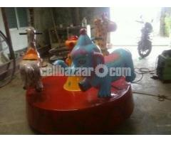 Three In One Kiddy Ride | Theme Park Equipment Manufacturer - Image 3/4