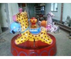 Three In One Kiddy Ride | Theme Park Equipment Manufacturer - Image 4/4