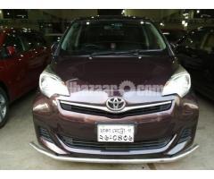 Toyota Ractis G