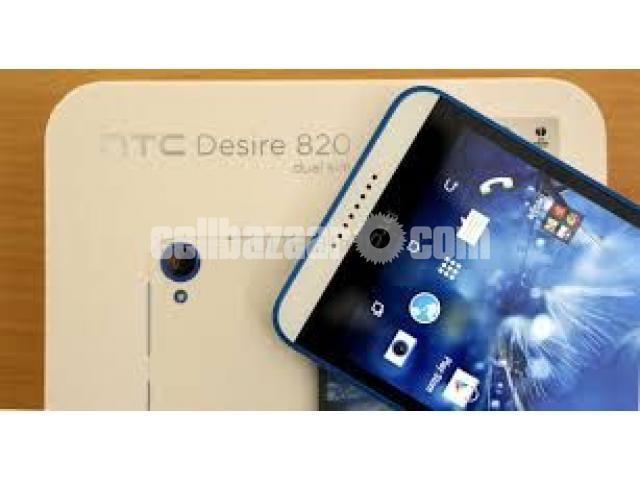HTC Desire 820 New Full Box - 3/5