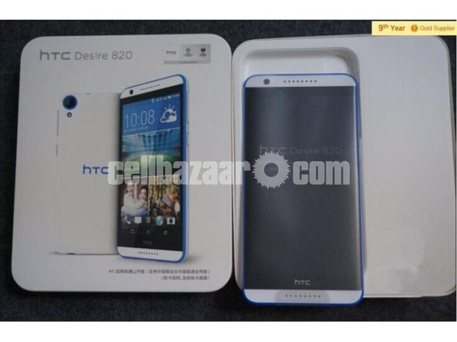 HTC Desire 820 New Full Box - 4/5
