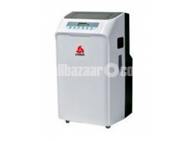 Chigo Portable 1.5 Ton Mobile Air Conditioner - 1/2